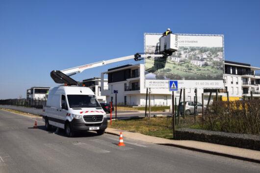 KLUBB K42P на базе фургона IVECO Daily