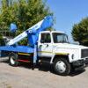 Автогидроподъёмник SOCAGE T318 на шасси ГАЗ-33098