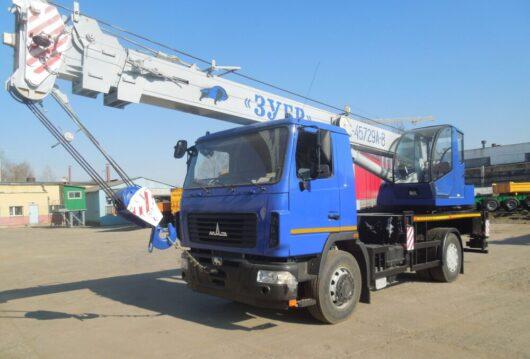 Автокран КС-45729-C-02
