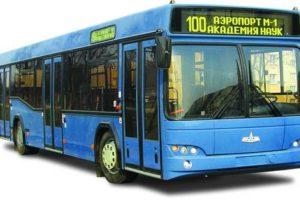Пассажирская техника MA3 1034, MA3 10351