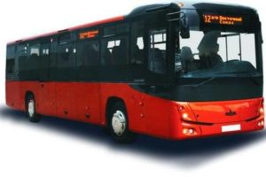 Пассажирская техника MA3 231