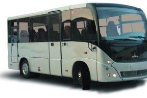 Пассажирская техника MA3 241