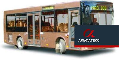 Пасажирська техніка МАЗ 206, MA3 226