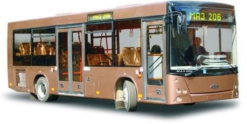 МАЗ 206, MA3 226