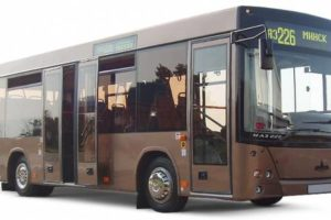 Пассажирская техника МАЗ-226063 пригородный (Евро-5)
