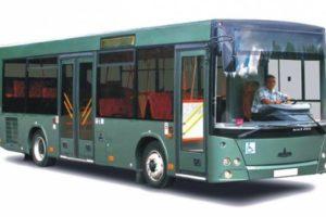 Пассажирская техника МАЗ-206063 пригородный (Евро-5)