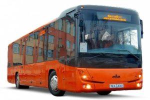 Пассажирская техника МАЗ-231062 междугородный (Евро-5)