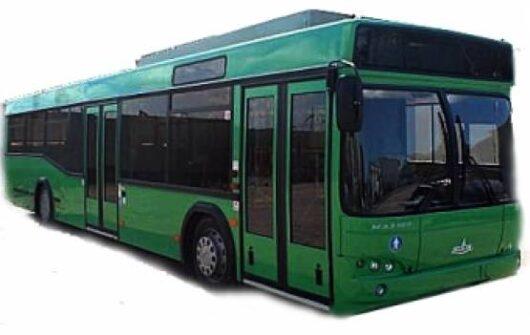 Пасажирська техніка МАЗ-103469 приміський (Євро-5)