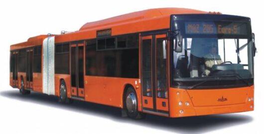 Пасажирська техніка МАЗ-205069 міський (Євро-5)