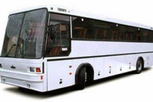 Пассажирская техника МАЗ-152063 междугородный (Евро-5)