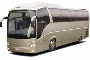 Пассажирская техника МАЗ-251062 междугородный (Евро-5)