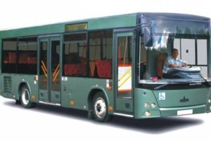 Пассажирская техника МАЗ-206085 пригородный (Евро-5)