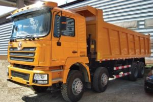 SHACMAN F3000 8×4 (SX3318DT366)