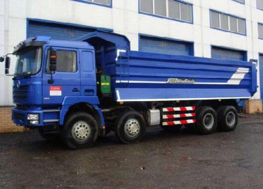 SHACMAN F3000 8х4 (SX3318DT366)