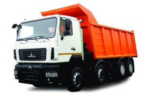 Самосвал МАЗ-6516С9-521-005 (-581-005)