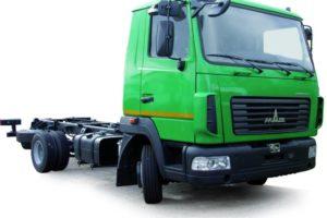 МАЗ-4371N2-540-000 (-540-001)