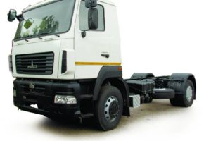 Шасси МАЗ-5340V4-548-030 (-549-030) (Евро-5)
