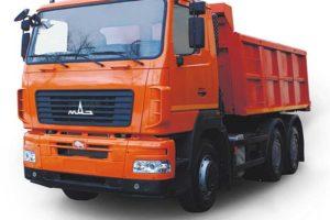 Самосвал МАЗ-6501V6-520-001 (-520-011)