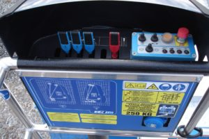 Автогидроподъёмник SOCAGE T318 на шасси Ford Transit