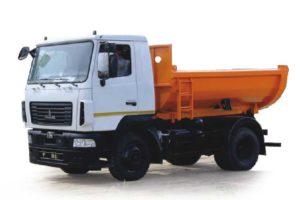 Самосвал МАЗ-4581N2-520-020 (-520-050)
