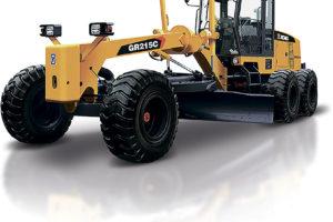 Автогрейдер GR200, GR215