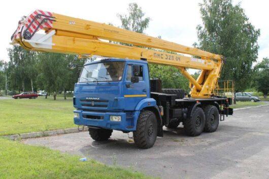 Автогідропідйомник ПМС-328-04