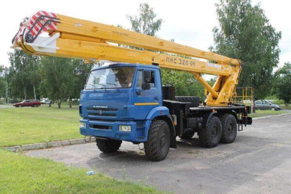 Автогидроподъёмник ПМС-328-04
