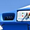 Автогидроподъёмник SOCAGE T318 на шасси DAYUN CGC1100