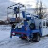 Автогидроподъёмник SOCAGE A314 на шасси ГАЗ-A22R33 NEXT