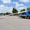 Автогидроподъёмник SOCAGE T318 на шасси МАЗ-4371N2