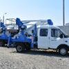 Автогидроподъёмник SOCAGE A314 на шасси ГАЗ-330232