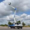 Автогидроподъёмник SOCAGE DA320 на шасси IVECO Daily 60C15D
