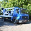 Автогидроподъёмник SOCAGE DA328 на шасси МАЗ-4371N2