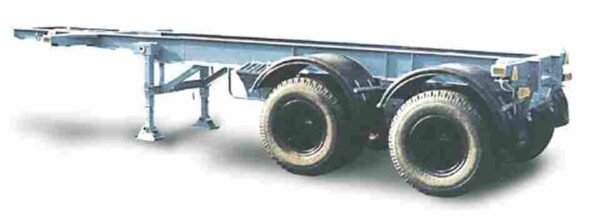 Полуприцеп МАЗ-933060