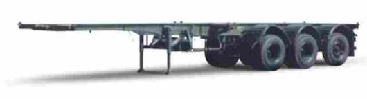 Полуприцеп МАЗ-938920-011
