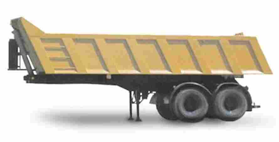 Полуприцеп МАЗ-950600-020