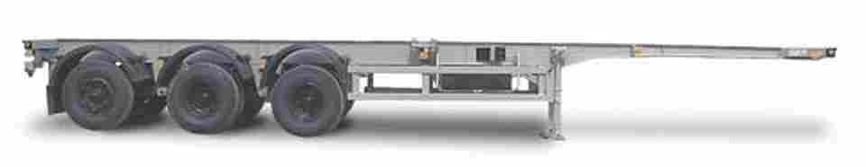 Полуприцеп МАЗ-991900-010, (-012)