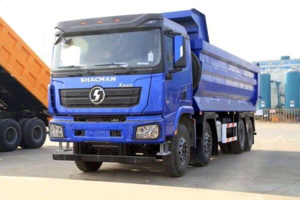 SHACMAN Х3000 8Х4 (SX3318DT366)