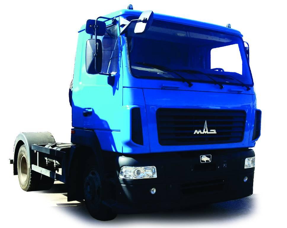 Шасси МАЗ-4381N2-540-030 (-540-031)