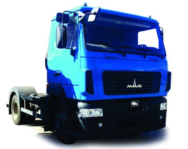 Шасси МАЗ- 4381С4-540-000 (-540-001)