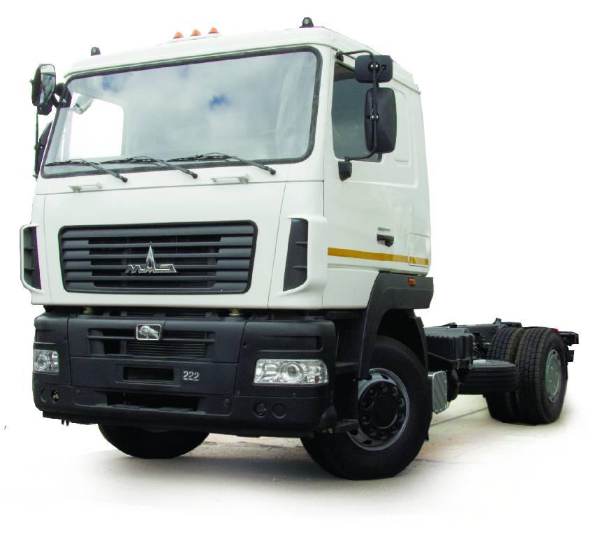 Шасси МАЗ-534023 (Евро-5)