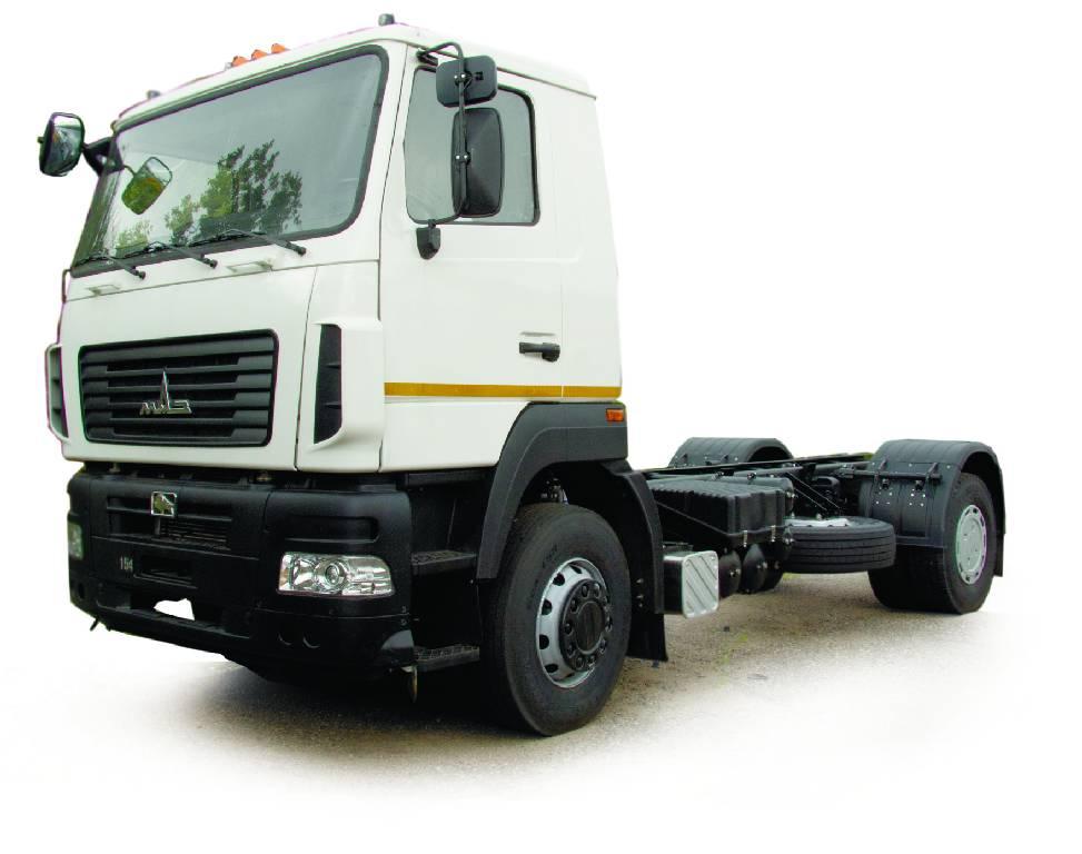 Шасси МАЗ-5340V4-545-030 (-547-030) (Евро-5)