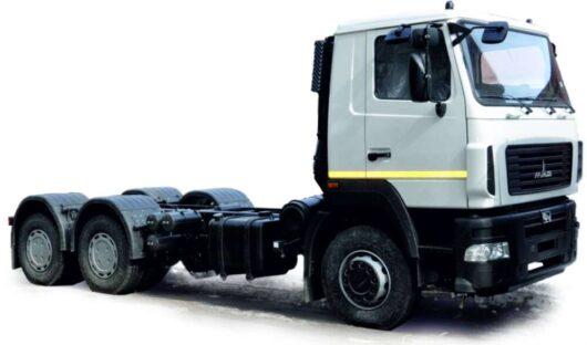 Шасси МАЗ-6312С3 (Евро-5)