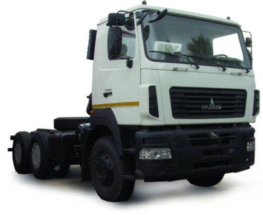 Шасси МАЗ-6501С5-540-000 (-541-000) (Евро-5)