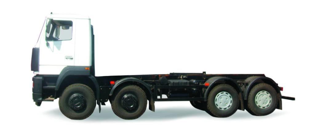 Шасси МАЗ-6516V8-542-000 (-543-000) (Евро-5)