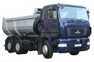 Самосвал МАЗ-6501C5-580-000 (-581-000)
