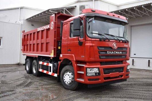 SHACMAN F3000 6х4 (SX3258DR384)