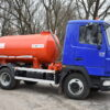 Вакуумная машина АТ ВО-0101 на шасси МАЗ-4371N2