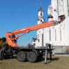 Автогидроподъёмник телескопический ПМС-328-09