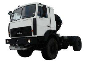 Шасси  MAЗ-5316F5-562-001 (4×4)